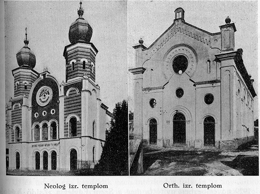 Neolog & Orthodox Synagogue